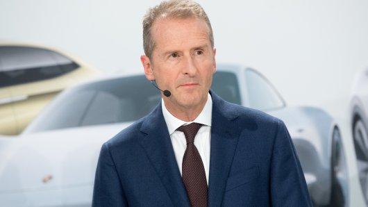 Herbert Diess soll nach Angaben der FAZ die Türkei besucht haben, um über ein Autowerk zu verhandeln.
