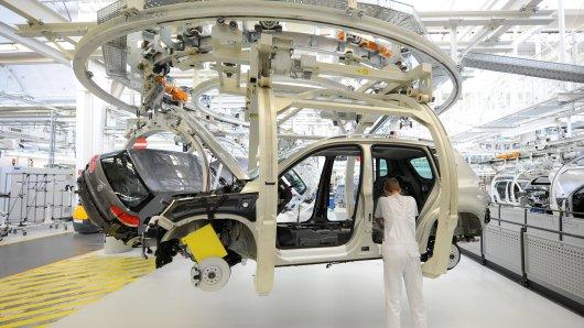 Baut VW bald ein Pkw-Werk in der Türkei? Das könnte sich schon am 11. Juli entscheiden. (Symbolbild)