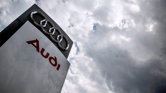 An der Audi-Spitze soll sich der FAZ zufolge bald was verändern. VW schweigt dazu. (Symbolbild)