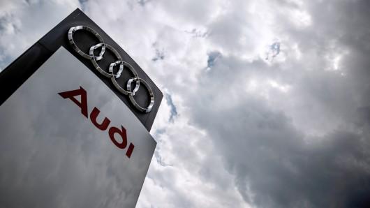 Audi soll zwei Jahre lang zum wahren Ausmaß des Abgasskandals geschwiegen haben. (Symbolbild)