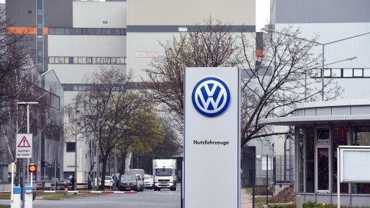 Ein ehemaliger Mitarbeiter von VW hat ein Werk beklaut.