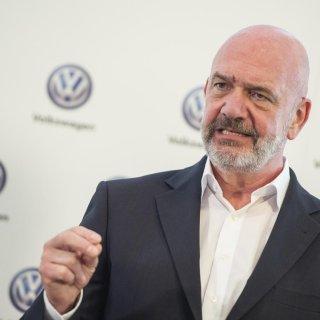 Bernd Osterloh, Vorsitzender des Gesamt- und Konzernbetriebsrats sowie Mitglied des Präsidiums des Aufsichtsrates bei VW.