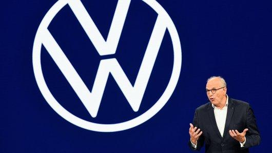 VW-Vertriebsvorstand Jürgen Stackmann.