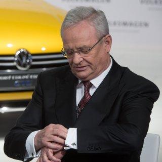VW: Der Betrugsprozess gegen Ex-Chef Winterkorn in Braunschweig verschiebt sich. Schuld ist aber nicht dessen Gesundheitszustand... (Archivbild)