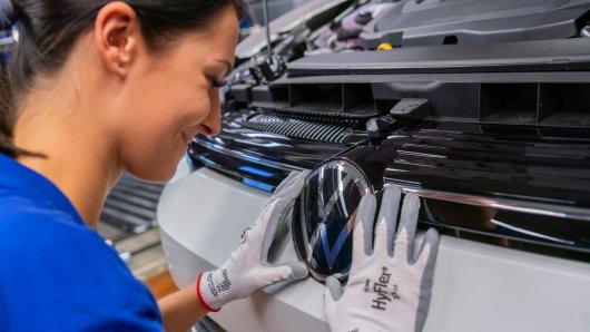 Am Donnerstag feiert der neue VW Golf 8 Wetlpremiere.