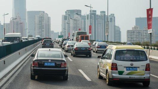 VW macht auch im nächsten Jahr Milliarden für China locker. Und will vor allem in einen Bereich investieren. (Archivbild)