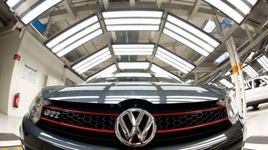 Schnäppchen-Alarm! Den VW Golf 7 GTI gibt's jetzt für... (Symbolbild)