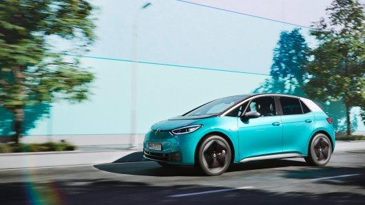 VW hat zum ersten Mal den Fahrsound des ID.3 präsentiert.