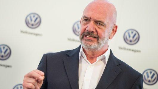 Bernd Osterloh hat mit den Mitarbeitern über DIESE Aussage der Finanzabteilung gesprochen. Sie hat für Gelächter und Kopfschütteln bei den Mitarbeitern gesorgt. (Archivbild)