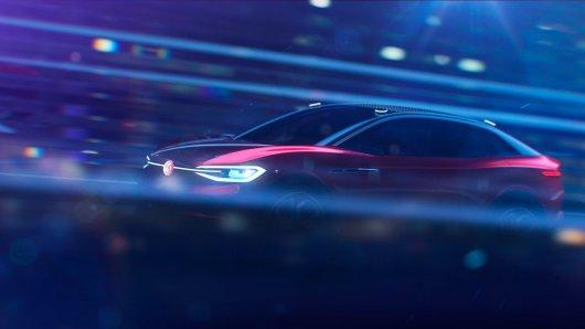 """Der erste GTX bei VW soll dem Bericht zufolge der Coupé-Ableger des Elektro-SUV """"ID Crozz"""" werden."""