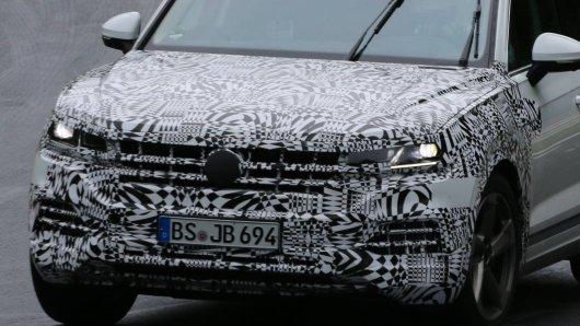 Volkswagen sichert sich drei neue Auto-Namen (Symbolfoto).