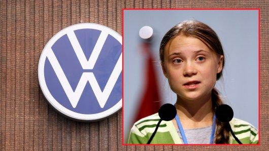 AfD-Politiker poltert über WV und Greta Thunberg. (Symbolbild)