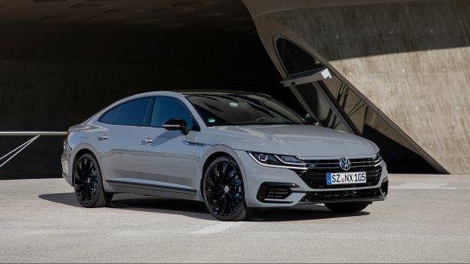 VW bringt eine limitierte Edition des Arteon auf den Markt. Es gibt nur 250 Stück.