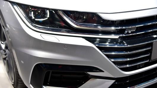 Neues VW-Modell im Internet aufgetaucht. (Symbolbild)