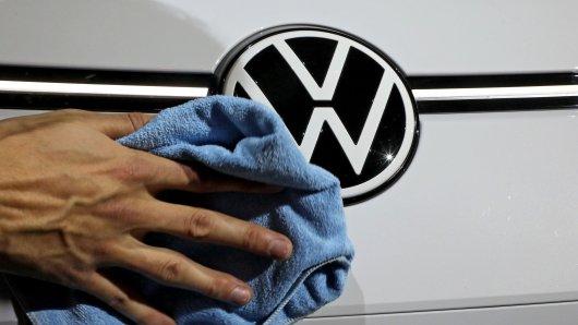 VW-Azubis dürfen bald in die wichtigste Abteilung. (Symbolbild)