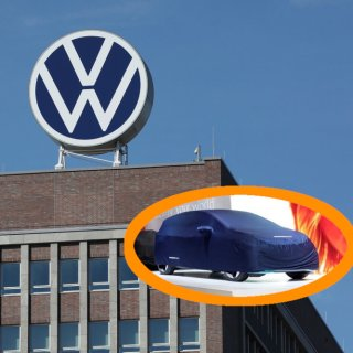 Im Mai 2020 soll der neue VW zu den Kunden rollen. (Symbolbild)