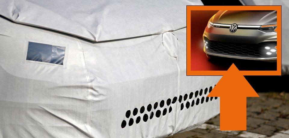 Der neue VW Golf GTD wird demnächst präsentiert!