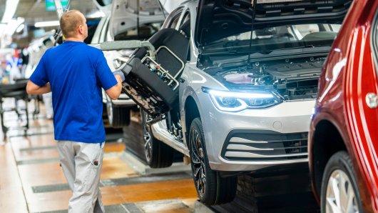 VW hat den diesjährigen Bonus bekanntgegeben. (Symbolbild)