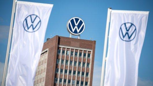 VW offenbart eine revolutionäre Zukunftsvision (Symbolbild).
