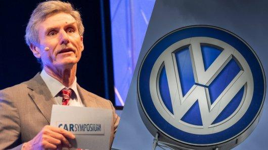 Was bedeutet die Stilllegung der Werke in Zeiten des Coronavirus für VW? Autoexperte Ferdinand Dudenhöffer erklärt's im Interview mit news38. (Symbolbild)