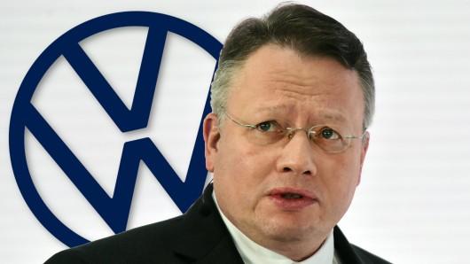 VW will 2020 mit einem Gewinn abschließen – dieses ambitionierte Ziel verkündet Finanzchef Alexander Seitz.