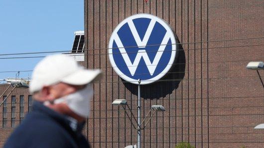 VW bereitet sich vor. Das soll ein Schreiben belegen. (Symbolbild)