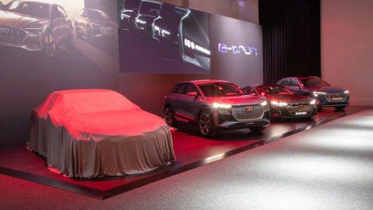 VW-Tochter Audi will bald mit einem neuen Luxus-Modell auf den Markt gehen. (Symbolbild)