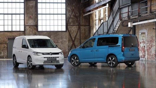 Ab jetzt darf konfiguriert werden: Der Vorverkauf des ganz neuen Caddy von Volkswagen Nutzfahrzeuge geht in Deutschland endlich los. Und der Caddy kommt mit einer Besonderheit!