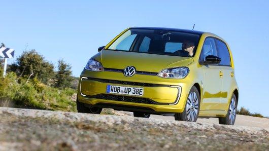 Bestellstopp für den VW E-Up: Aktuell warten Kunden bis zu 16 Monate auf die Auslieferung ihres Modells.