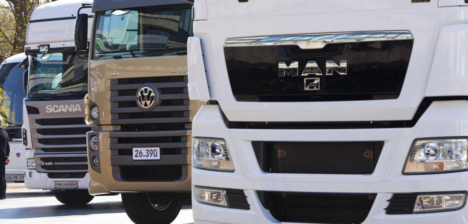 Bittere Nachrichten für Tausende Mitarbeiter von VW-Tochter MAN! (Symbolbild)