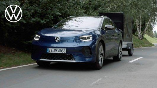 Der ID.4 steht kurz vor der Markteinführung, erste Fahrzeuge werden laut VW noch in diesem Jahr ausgeliefert.