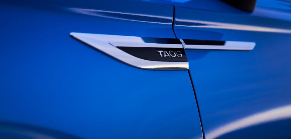 VW bringt mit dem Taos ein neues Kompakt-SUV für die USA raus.