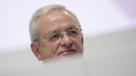 Ein Prozess gegen Ex-VW-Chef Martin Winterkorn ist geplatzt. Ein anderer dafür soll bald losgehen...  (Archivbild)
