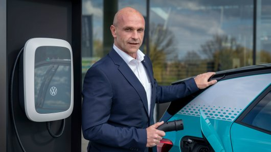 Thomas Ulbrich, ehemaliger E-Mobilitäts-Vorstand bei VW.