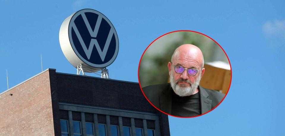 VW-Betriebsrat Osterloh äußert sich zu dunkelster Stunde des Konzerns. (Symbolbild)