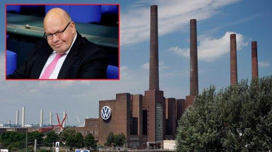 Altmeier will VW und allen anderen deutschen Autobauern helfen.