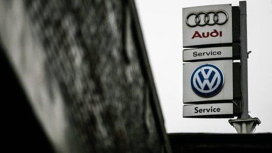 Unfair, oder nicht? Wer eine VW-Tochter im Dieselskandal verklagen möchte, könnte es schwer haben. (Symbolbild)