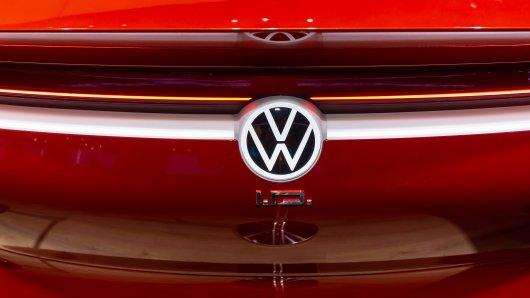 VW tüftelt offenbar am kleinen Bruder des ID.3. Jetzt sickern immer mehr Details durch. (Symbolbild)