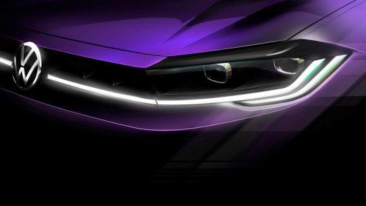 Nach dieser Skizze des neuen VW Polo sind im Netz jetzt weitere Bilder aufgetaucht...