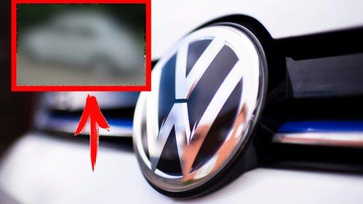 China soll ein VW-Modell kopiert haben. (Symbolbild)