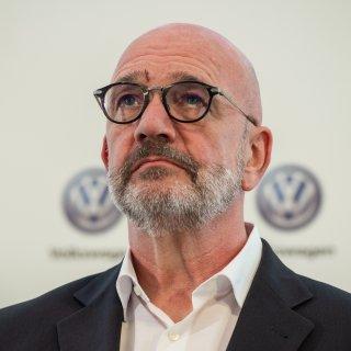 Bernd Osterloh kehrt dem VW-Betriebsrat den Rücken! (Archivbild)