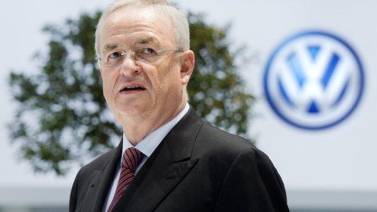Martin Winterkorn muss sich ab September wegen des VW-Abgasskandals vor gericht verantworten. (Archivbild)