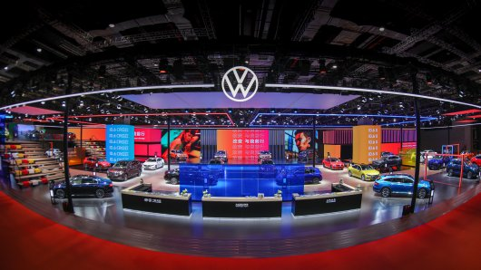 VW hat mehrere neue Modelle auf dem asiatischen Markt vorgestellt.