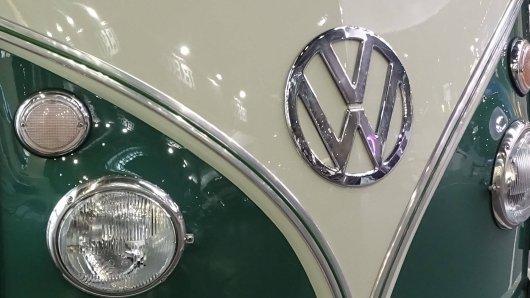 Fünf Jahre hat der Rechtsstreit gedauert – jetzt VW ihn verloren. Grund dafür ist DIESER Bulli. (Symbolbild)