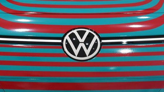 VW bringt noch in diesem Jahr den ID.5 an den Start. DAS sind die ersten Bilder. (Symbolbild)