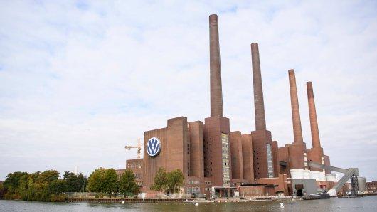 VW: Was steckt hinter der weißen Rauchfahne? (Archivbild)