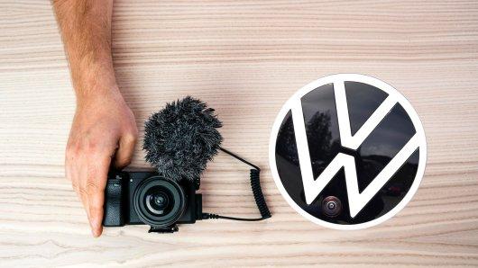Ein VW-Mitarbeiter hat ein Youtube-Video gedreht. Doch der Inhalt wurde ihm zum Verhängnis. (Symbolbild)