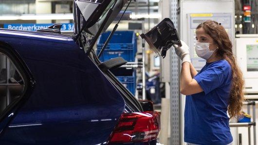 Bei VW dauert die Krise an. (Archiv)