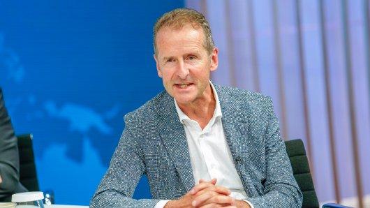 VW-Chef Herbert Diess hat eine klare Ansage gemacht.