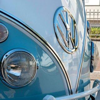 Ein neuer VW-Bulli geht an den Start. Doch fahren kannst du ihn niemals. (Symbolbild)